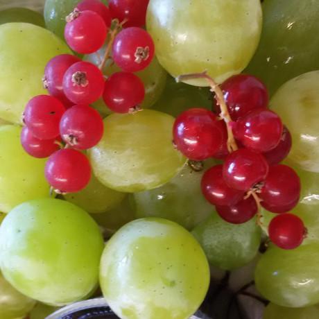 Colis de fruits frais et moelleux