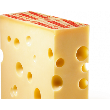 Emmental AOP en portion