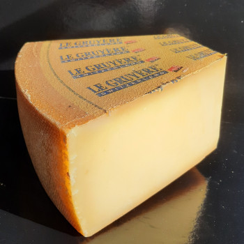 Gruyère AOP en portion