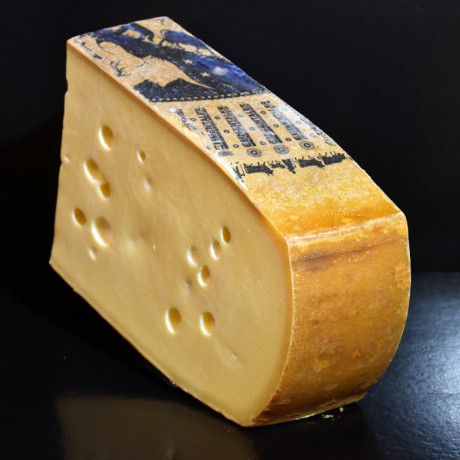 Emmental 12 mois AOP en portion