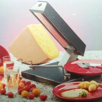 Raclette demi ou quart de lune